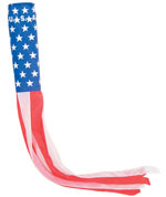 American Flag Windsock 60 Inch Long