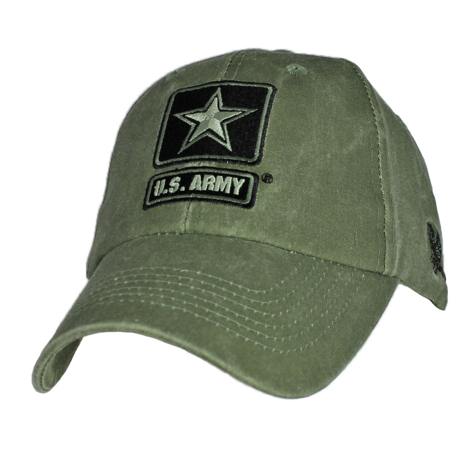 Cap Army Strong With Logo Od Green Army Navy Shop