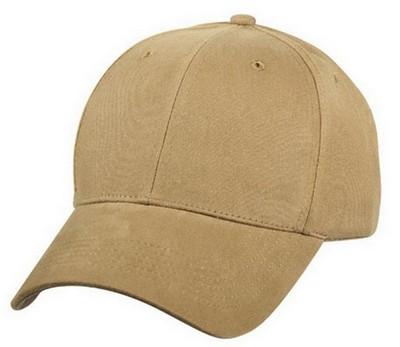 Military Coyote Tan Low Profile Baseball Cap Army Navy Shop
