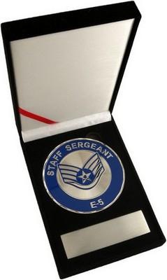 Challenge Coin-Af E5 3.5&Quot Medallion