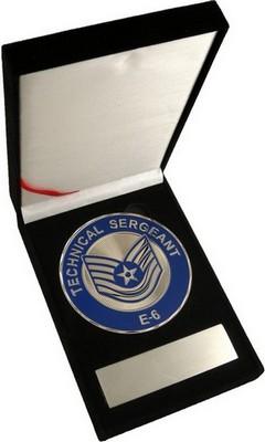 Challenge Coin-Af E6 3.5&Quot Medallion