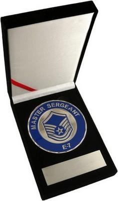 Challenge Coin-Af E7 3.5&Quot Medallion