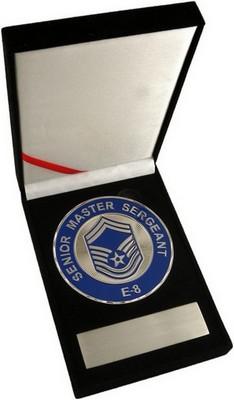 Challenge Coin-Af E8 3.5&Quot Medallion