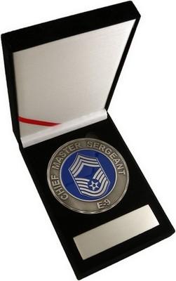 Challenge Coin-Af E9 3.5&Quot Medallion