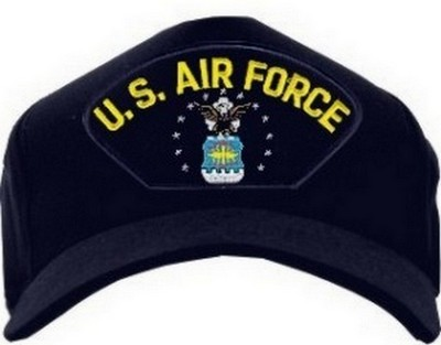 Usa Made Emblematic Cap Us Air Force With Logo Army