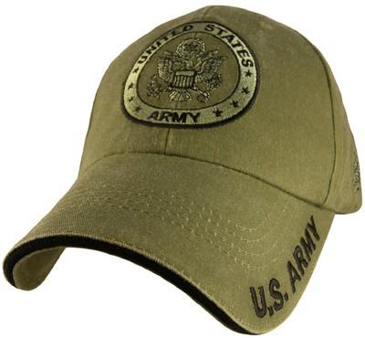 Cap U S Army Logo Od Green Army Navy Shop