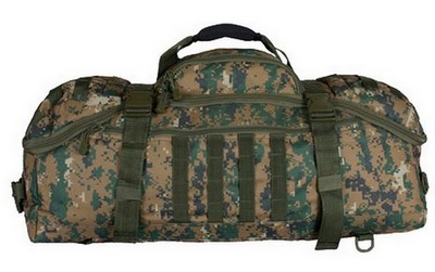 Digital Woodland Camo 3 In 1 Recon Gear Bag