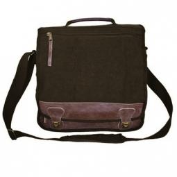 8c2191d9f6 Classic Euro-Style Messenger Bag - Vintage Brown