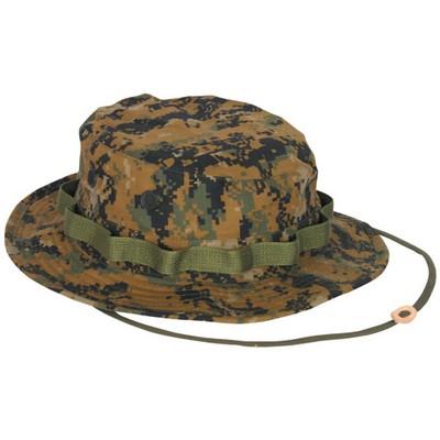 Boonie Hat Digital Woodland Army Navy Shop