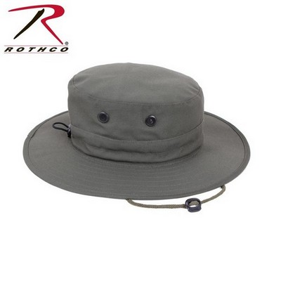 821a954116a8d Olive Drab Military Type Adjustable Boonie Hat  Army Navy Shop